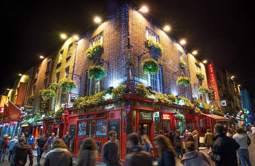 About Dublin and expat life in Dublin