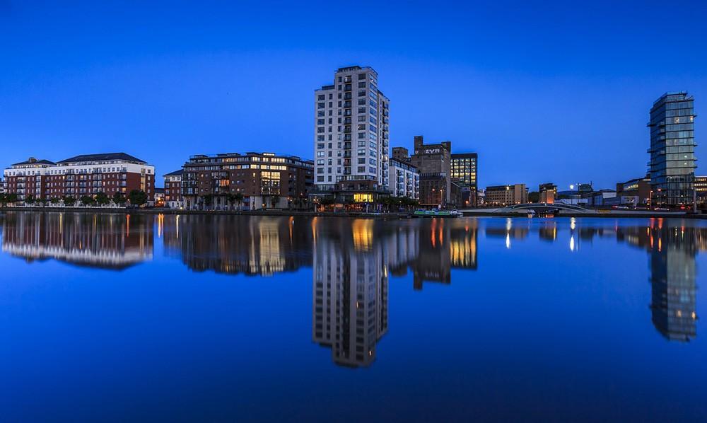 expat living in Dublin, Ireland