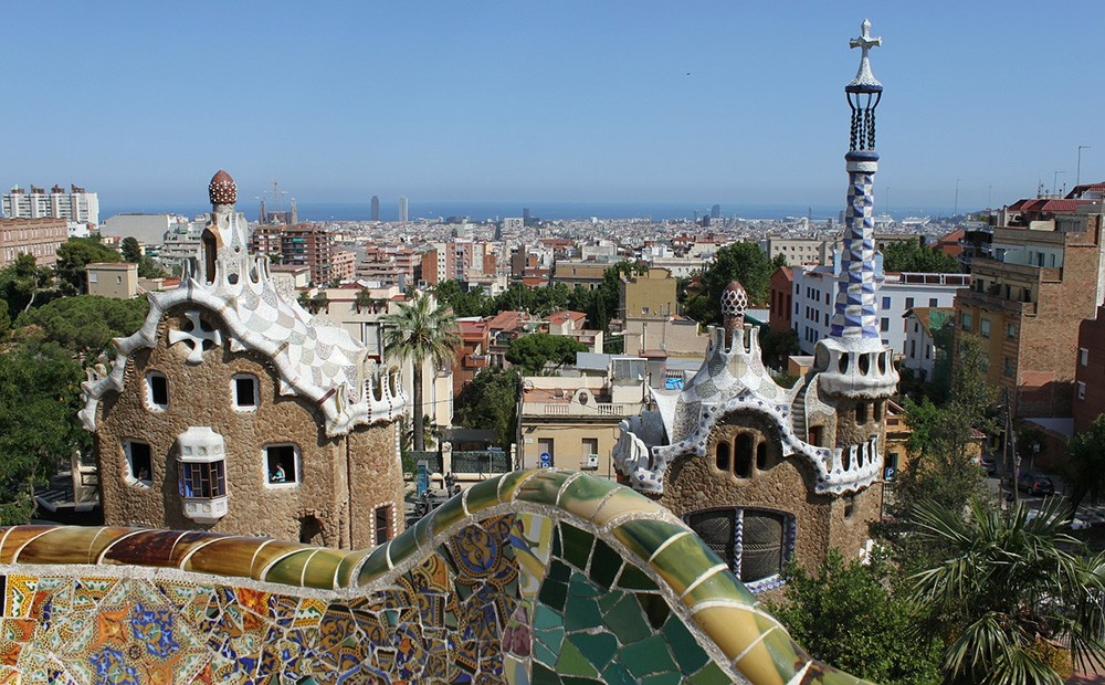 Barcelona, a popular city for expats
