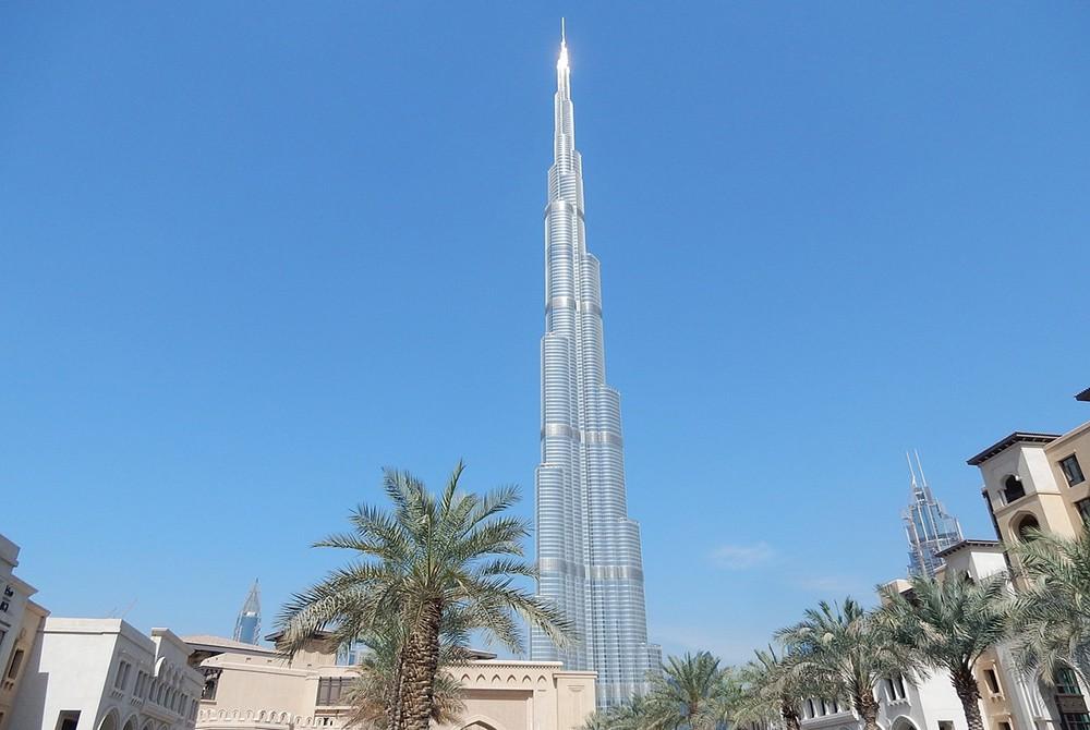 Things to see in Dubai: the Burj Khalifa