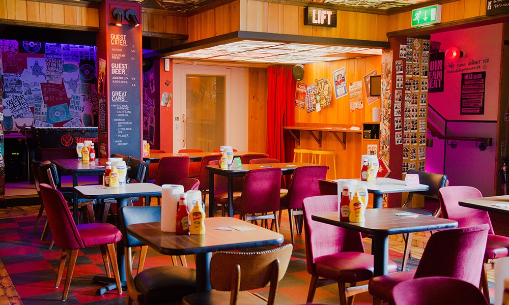 Tips for where to eat in Leeds: MEATliquor