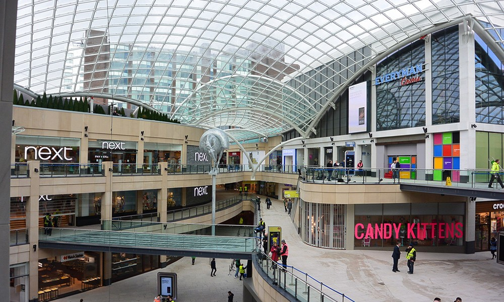 Where to go on a short trip to Leeds: Trinity Leeds