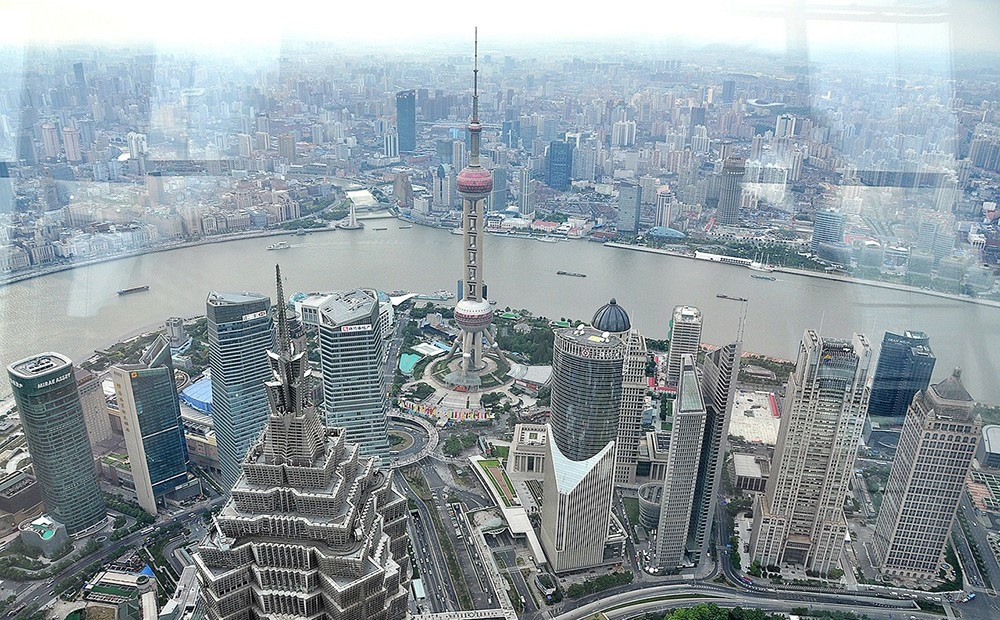 favorite places for expats in Shanghai