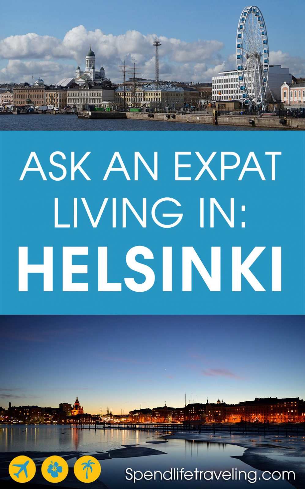 Interview With an Expat: Living in Helsinki, Finland