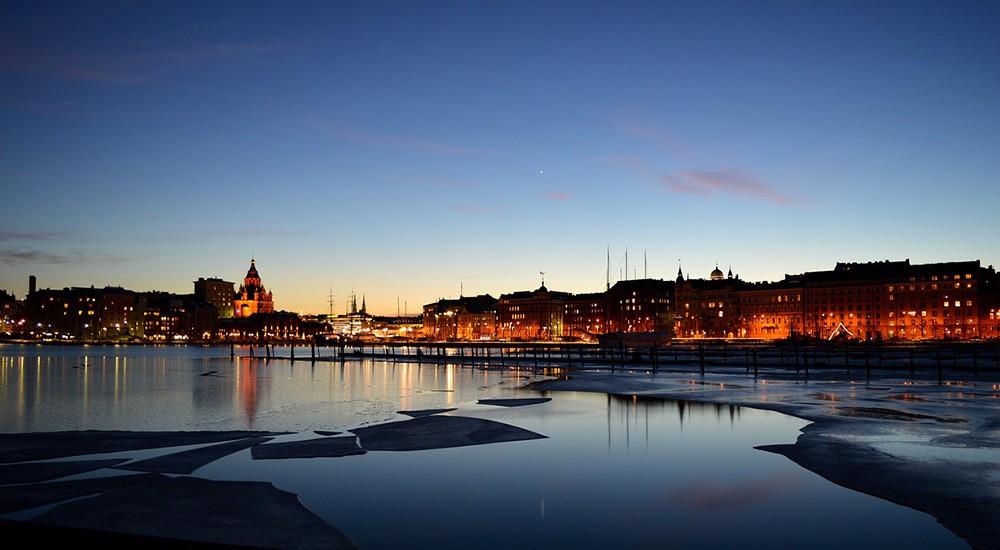Expat life in Helsinki, Finland - moving to Helsinki