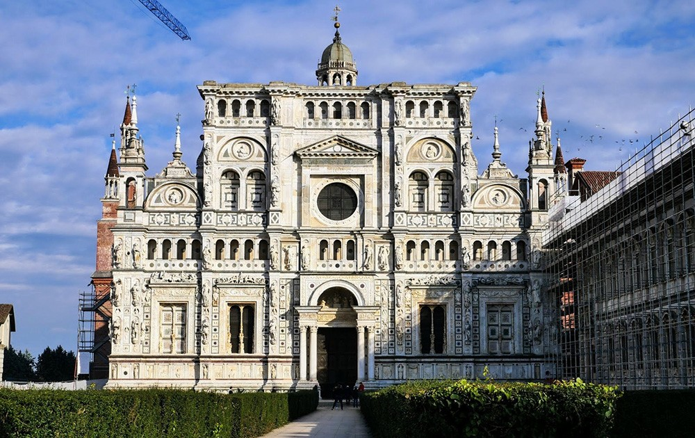 What to see in Pavia: Certosa di Pavia
