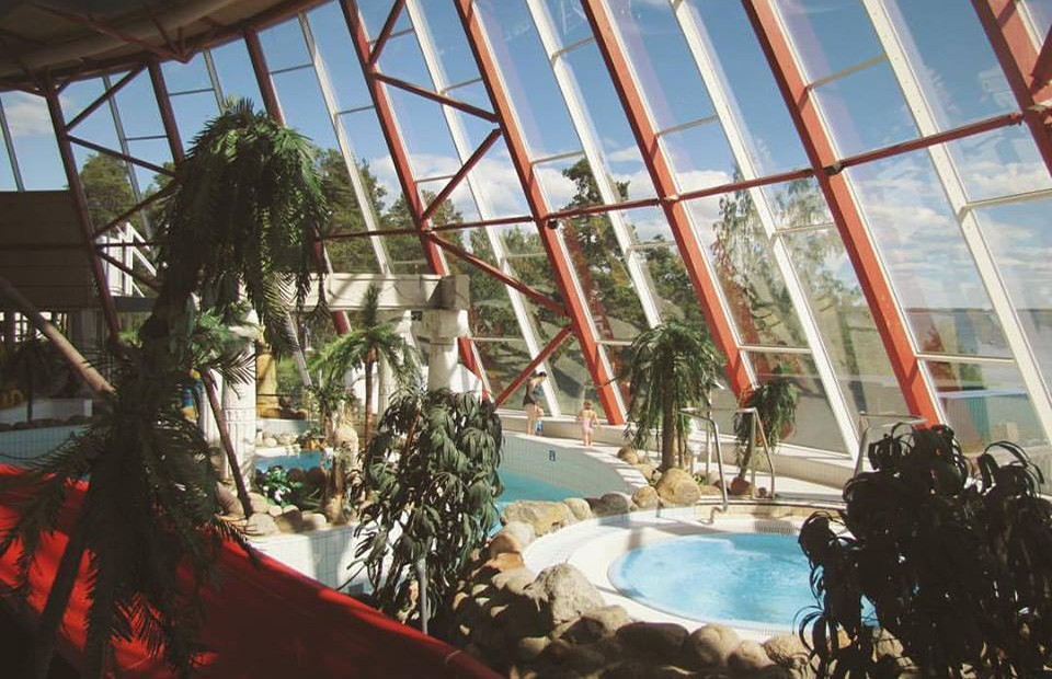 Things to do in Vaasa: visit the waterpark