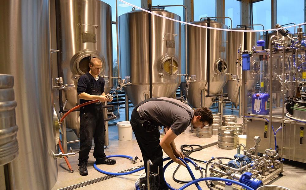 Lunch in Vaasa: Bock's Coner Brewery