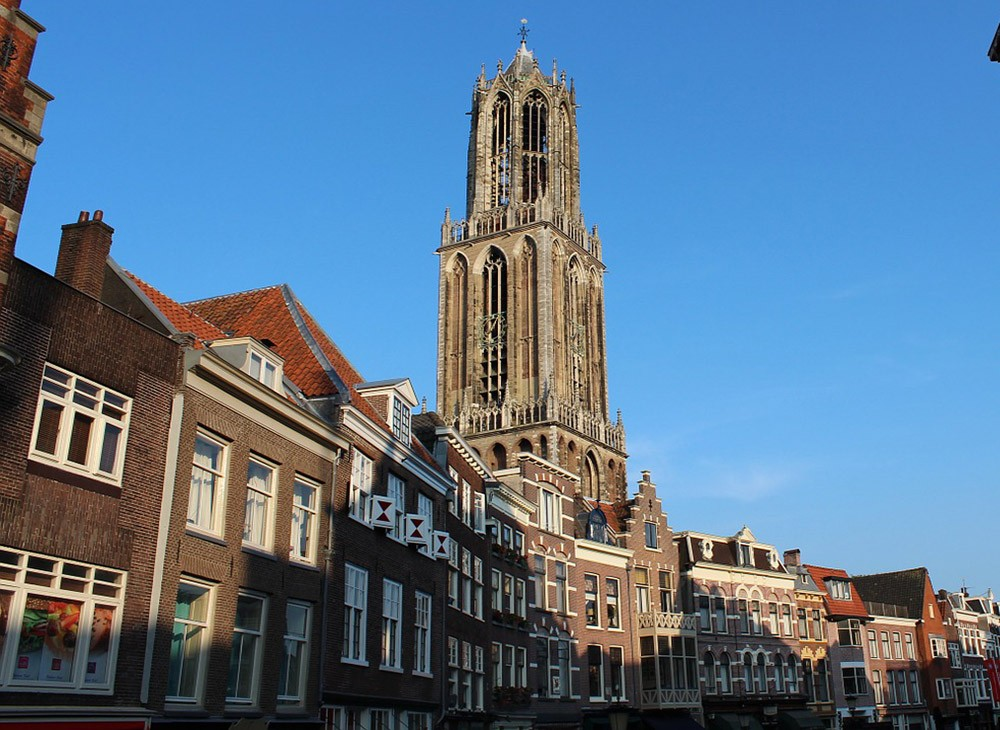 Things to do in Utrecht when it rains: climb the Dom tower
