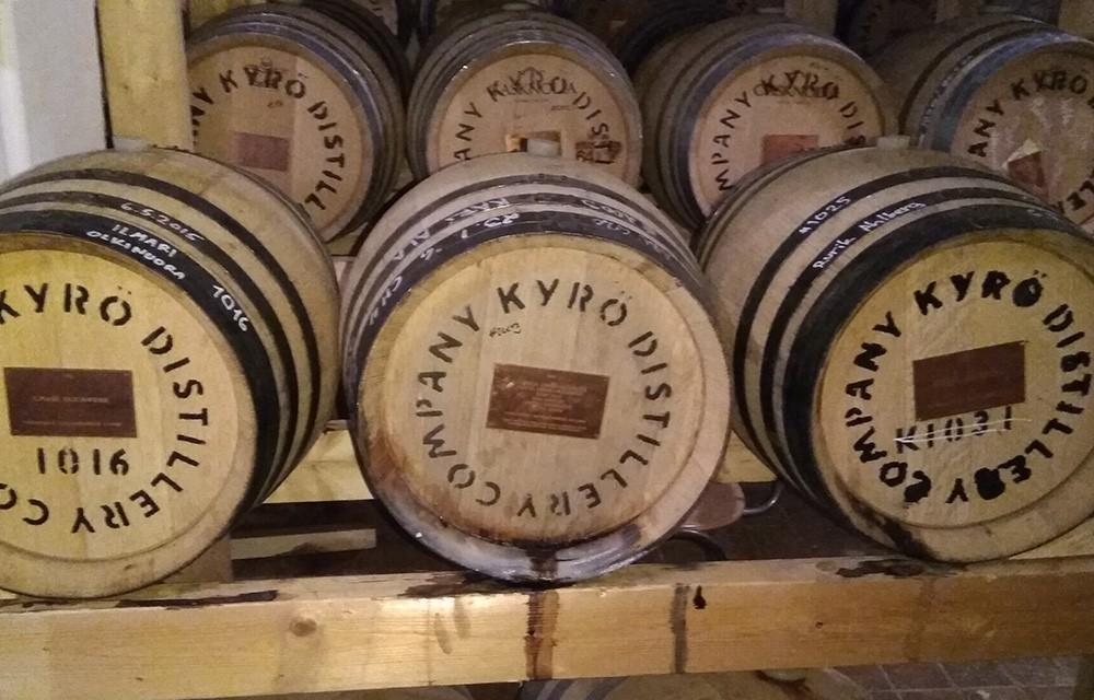 Things to do around Vaasa: Kyrö distillery