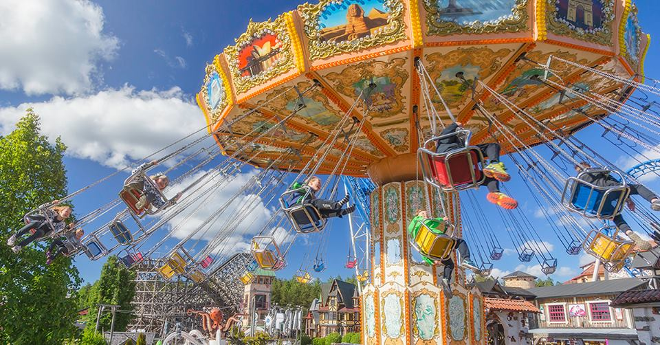 Best day trips from Vaasa: PowerPark theme park