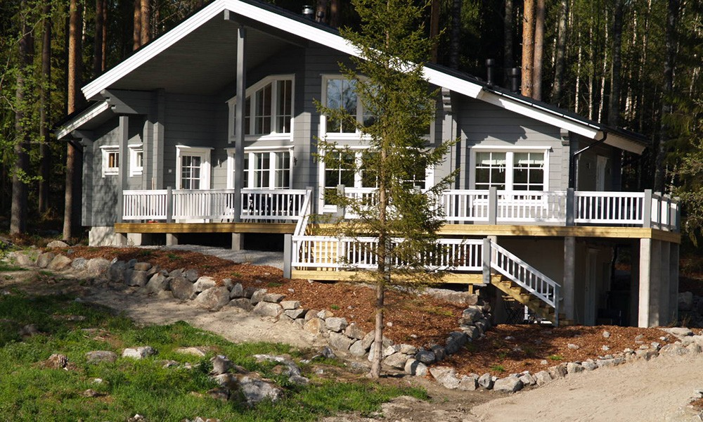 Where to stay in Vaasa: rent a cottage