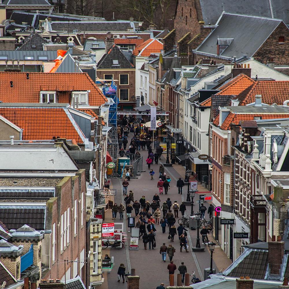 Things to do in Utrecht: go shopping