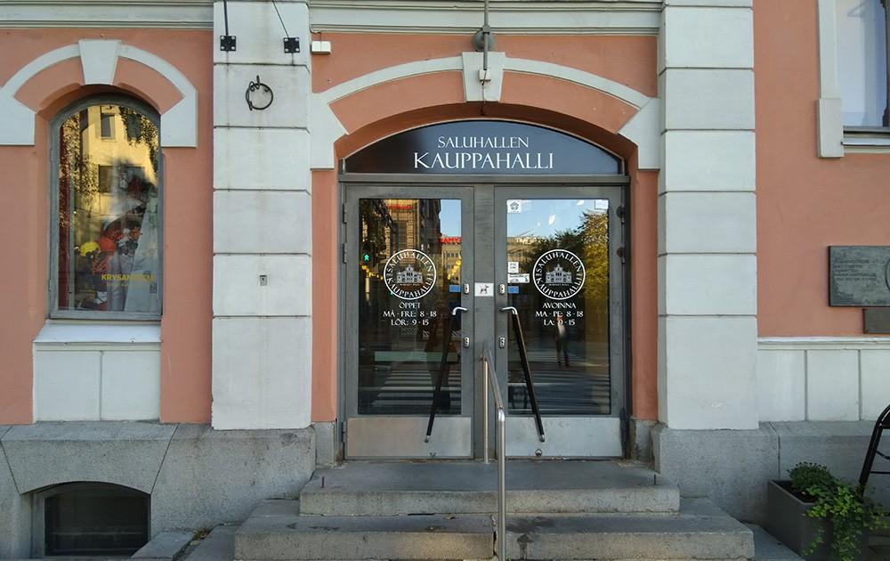 shopping in Vasa - Vaasa travel guide