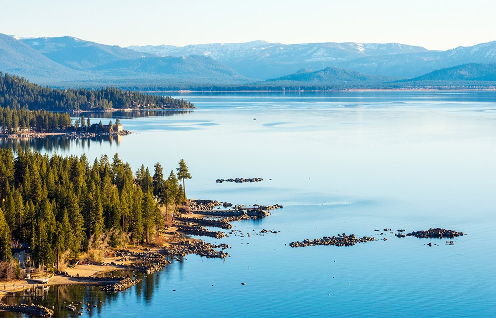 A short trip to South Lake Tahoe - facts about Lake Tahoe and South Lake Tahoe