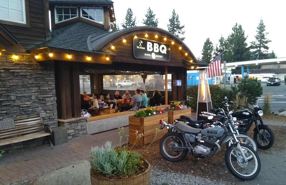 where to eat in South Lake Tahoe: Ten Crows