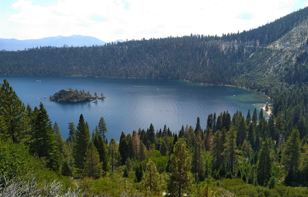 what to do in South Lake Tahoe: hiking