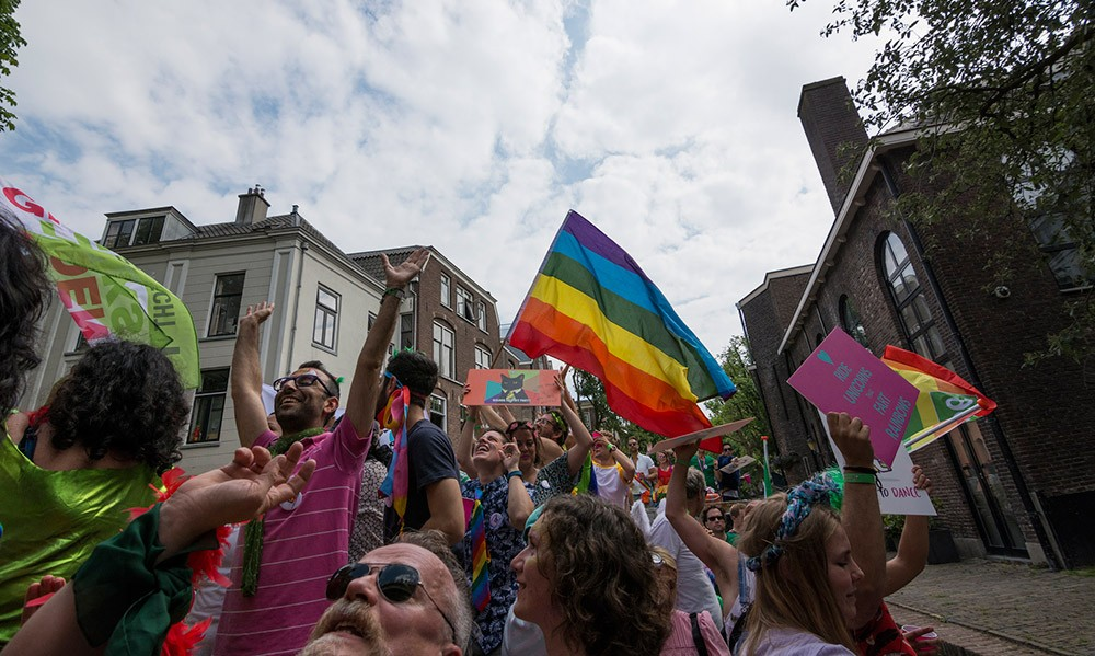 Things to do in Utrecht: check out a festival in Utrecht
