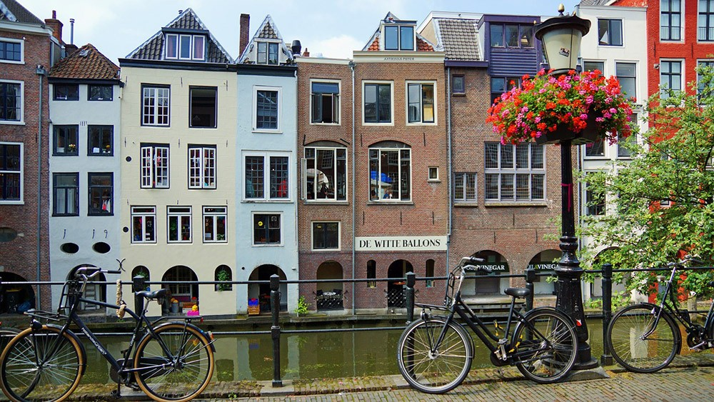 Things to do in Utrecht when it rains, and on sunnier days