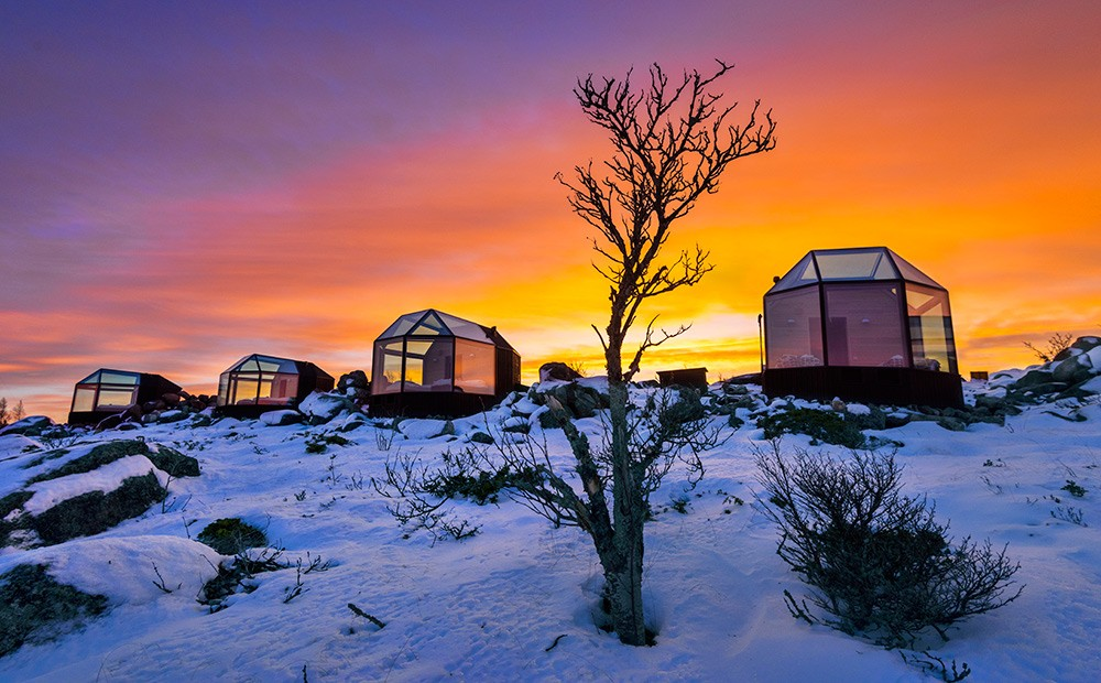 glass houses - a luxury hotel experience around Vaasa, Finland