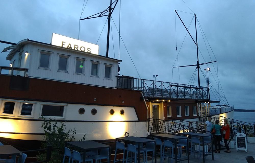 best restaurants in Vaasa