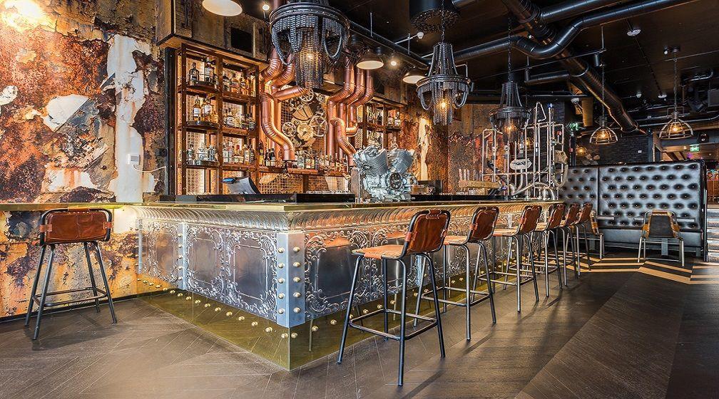 Vaasa nightlife at Butcher & Banker