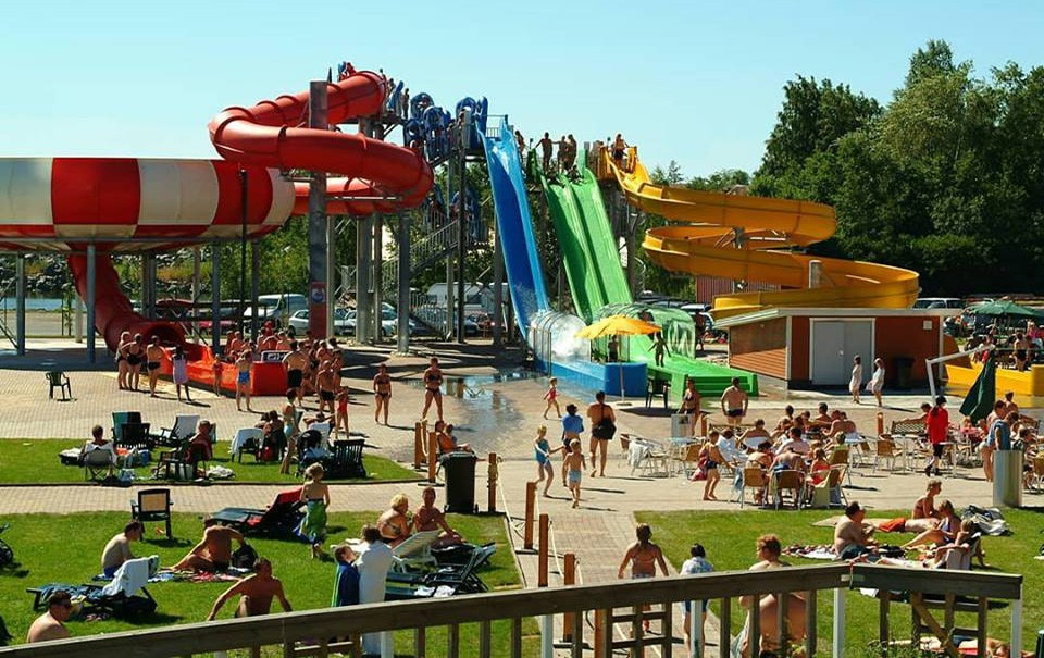 Things to do in Vaasa, Finland: go to a waterpark