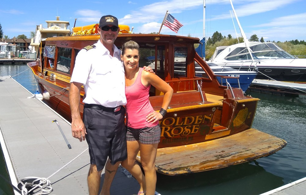 for the perfect Lake Tahoe itinerary: wine tasting cruise on Lake Tahoe