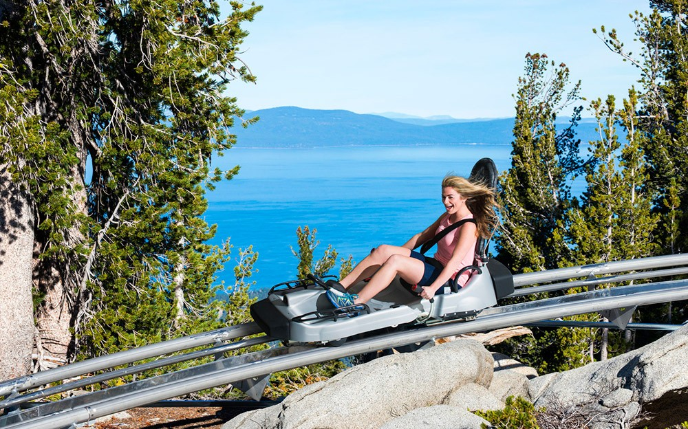 a perfect weekend in Lake Tahoe: visit Heavenly Ski Resort