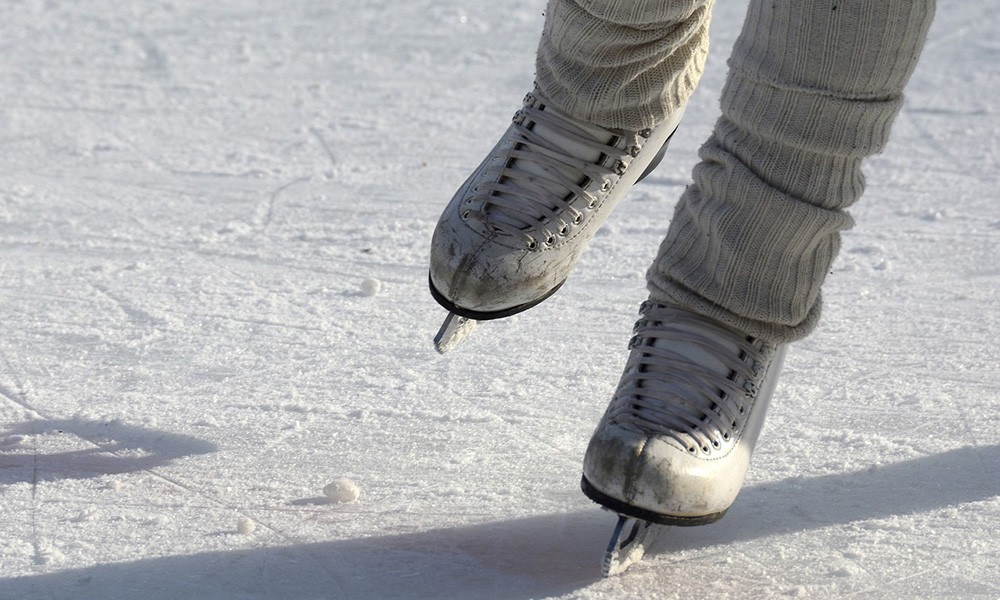 Things to do in Vaasa in winter: ice skating