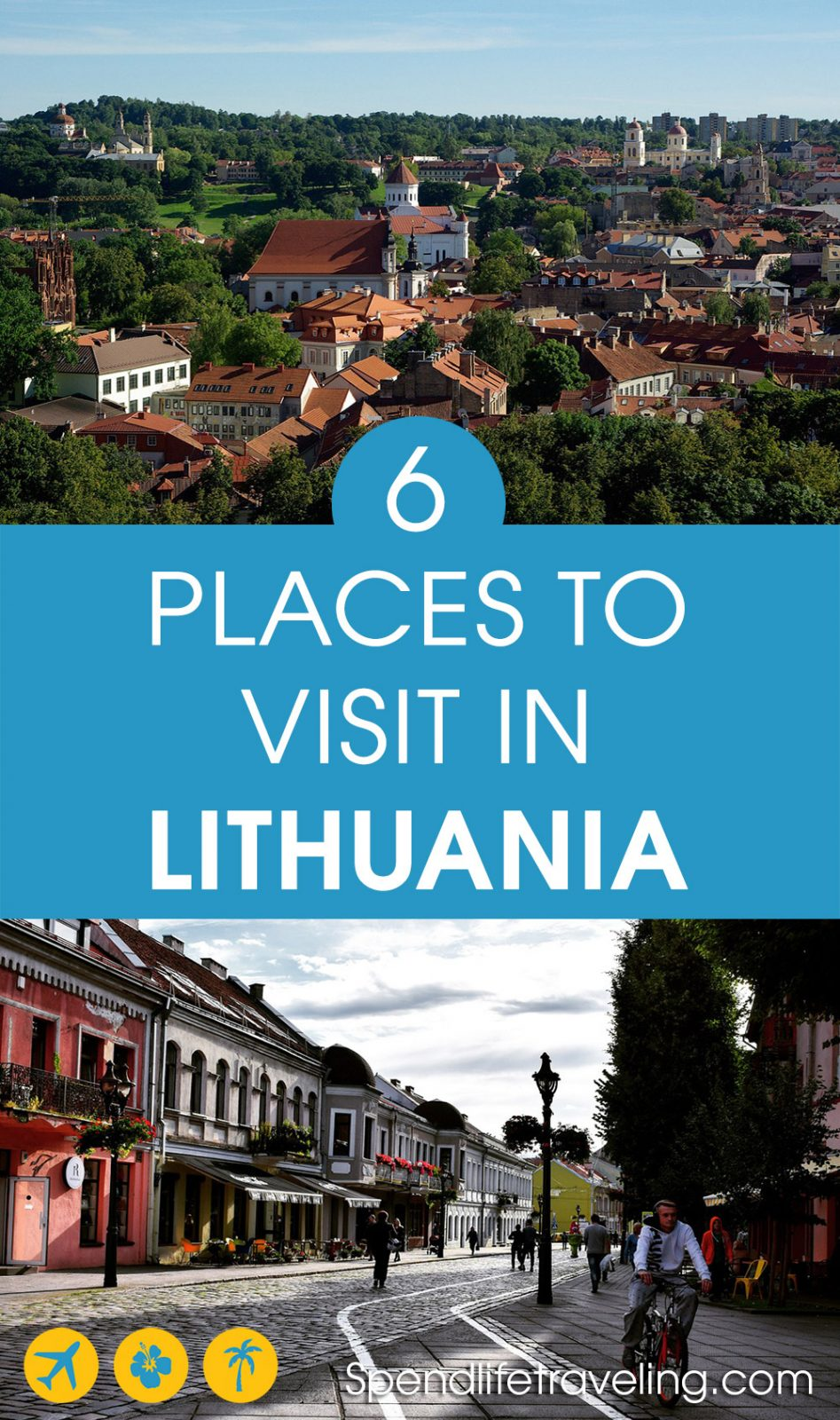 the best things to see in Lithuania