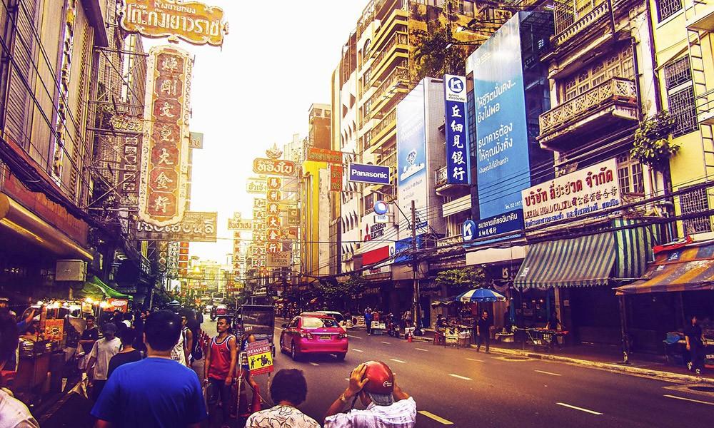 Expat life in Bangkok, Thailand