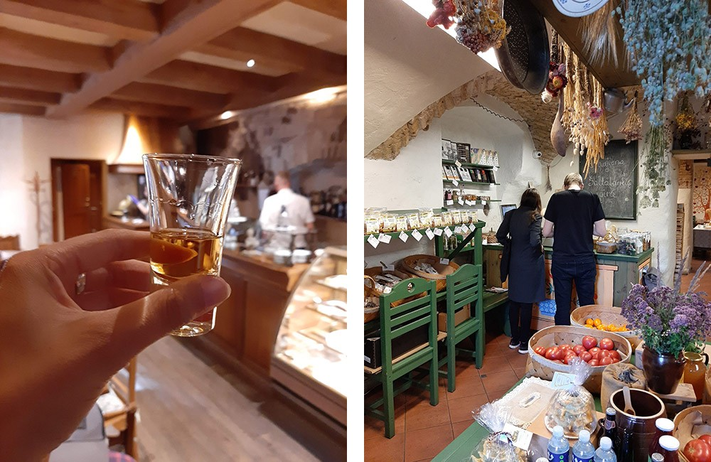 Vilnius food tour when visiting Lithuania