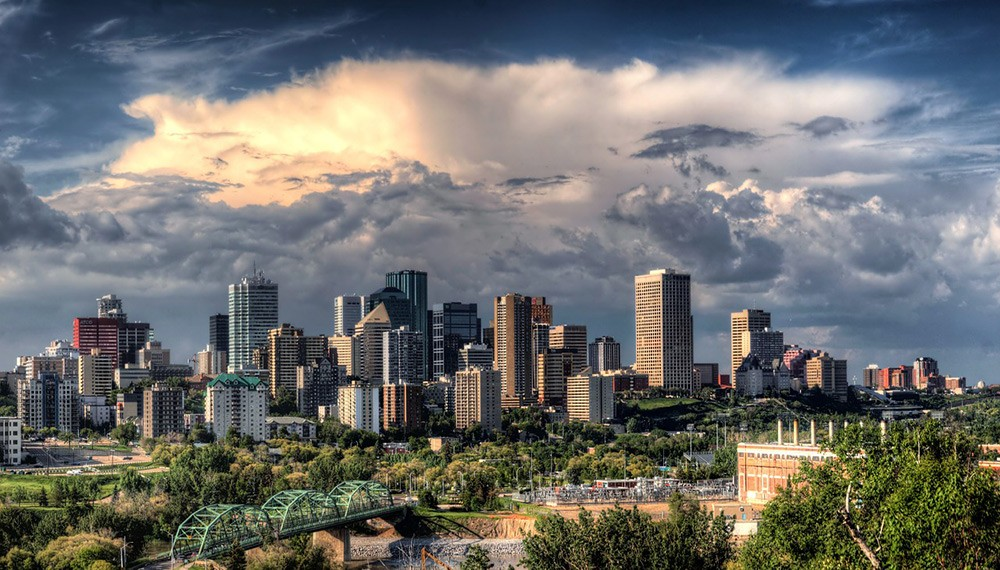 About Edmonton and expat life in Edmonton