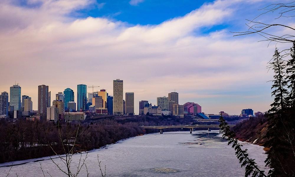 Expat life in Edmonton, Canada