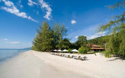 Staying at a Resort in Trat, Thailand: Review of Centara Chaan Talay Resort & Villas