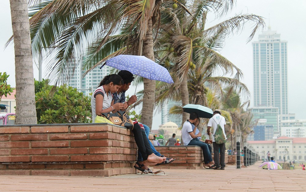 About Colombo, Sri Lanka