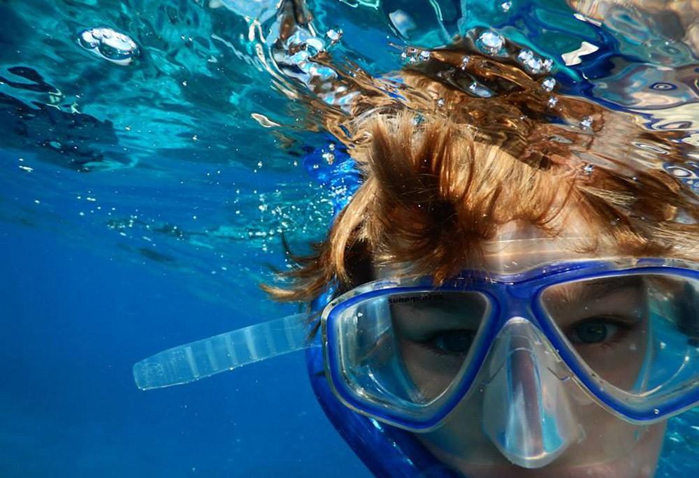 Best snorkeling in Palawan - Dimalanta Island
