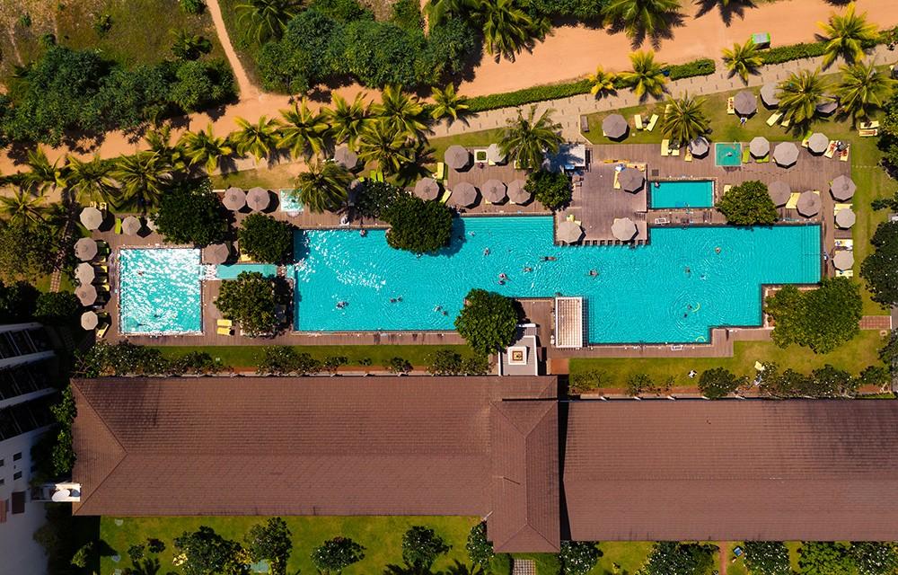 Where to Stay in Bentota, Sri Lanka - Centara Ceysands Resort & Spa Review