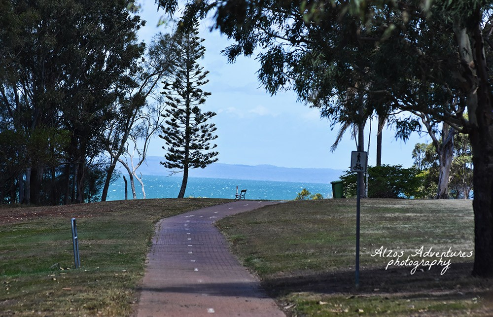 ideas for free things to do in Hervey Bay - Point Vernon coastal walk