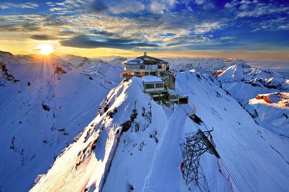 Best views of Switzerland: Schilthorn