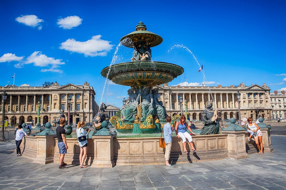 Paris 4 day itinerary: Place de la Concorde