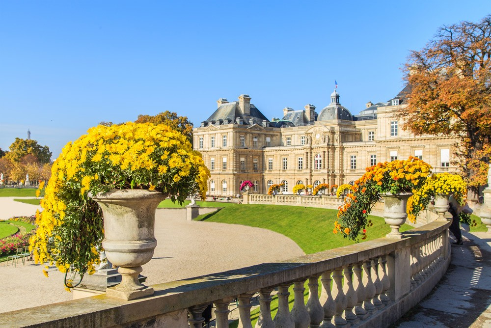 Itinerary for a short trip to Paris - Jardin de Luxembourg