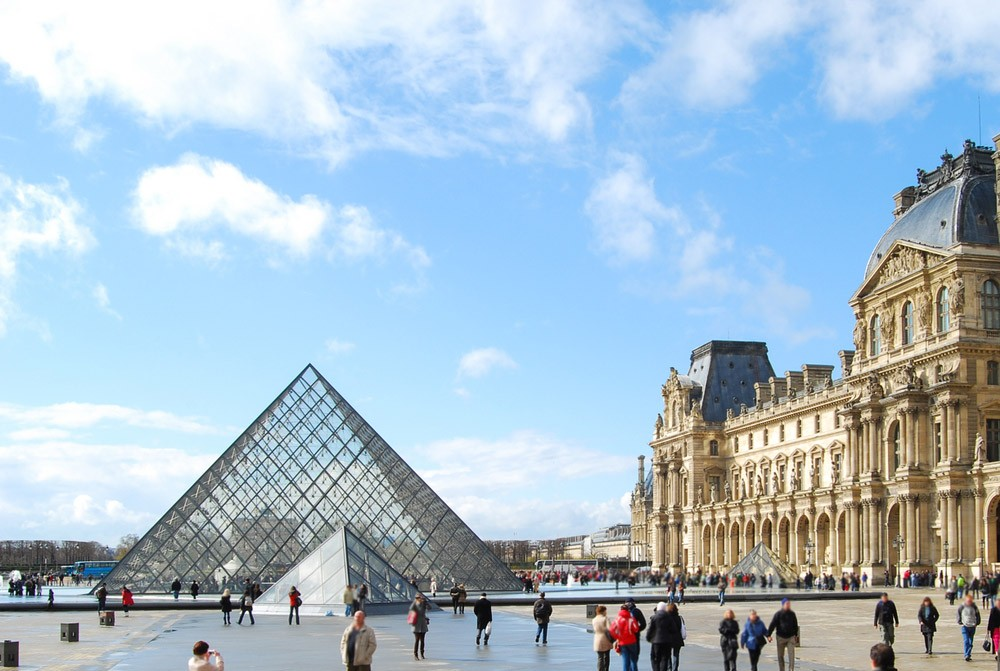 Paris 4 day itinerary: the Louvre