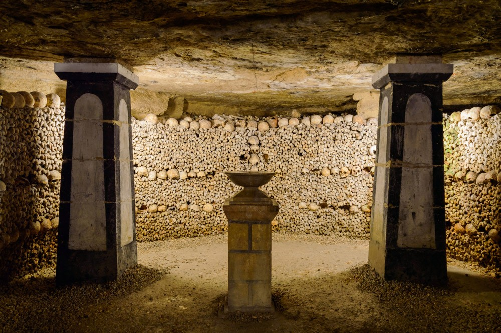 Things to see on a short trip to Paris - Catacombs