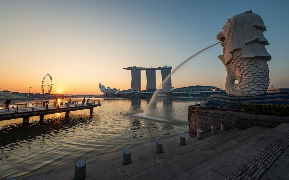 about Singapore and life in Singapore