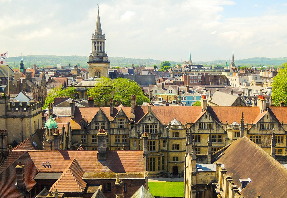 expat life in Oxford, UK