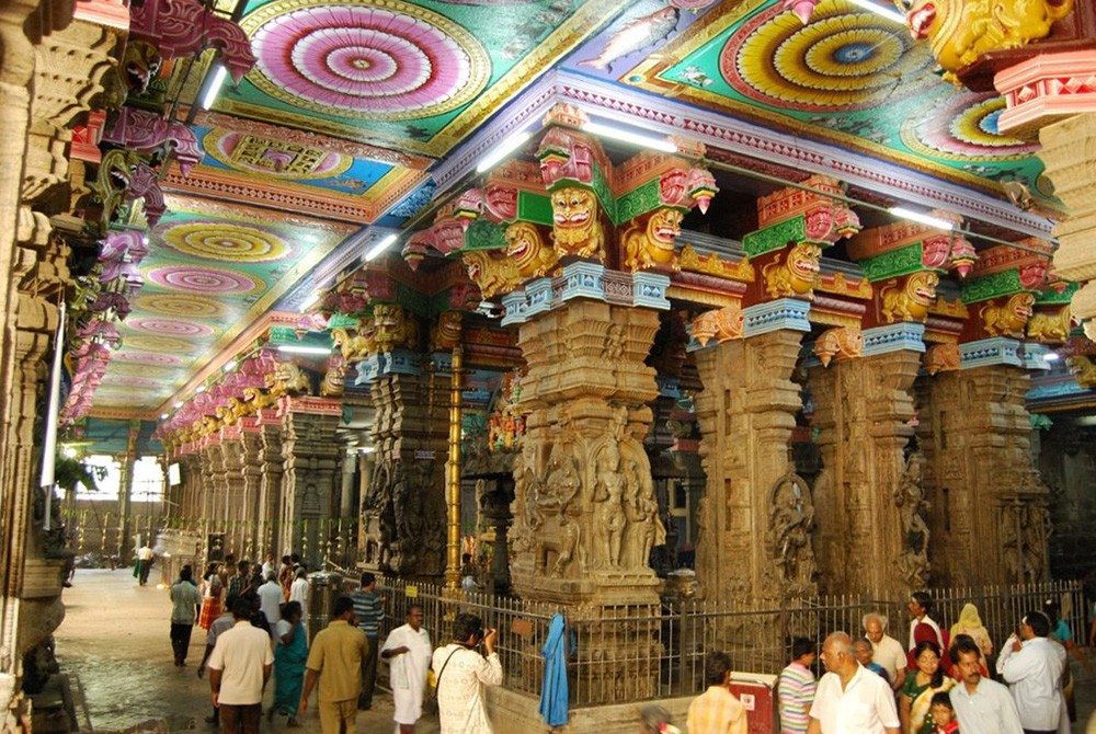 Madurai's famous temple - Places to visit in Madurai