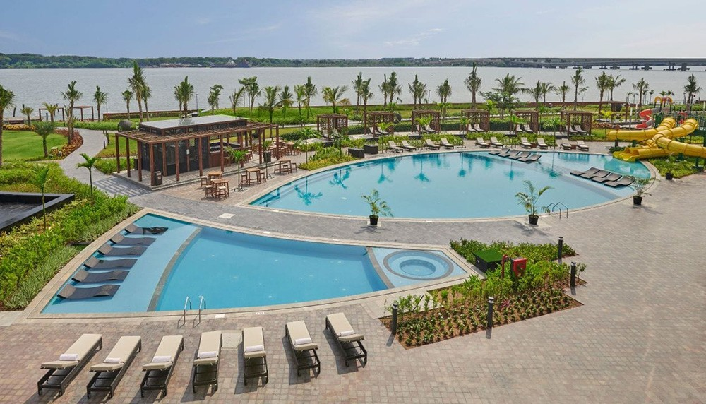 Where to stay in Kerala: Grand Hyatt Kochi Bolgatty