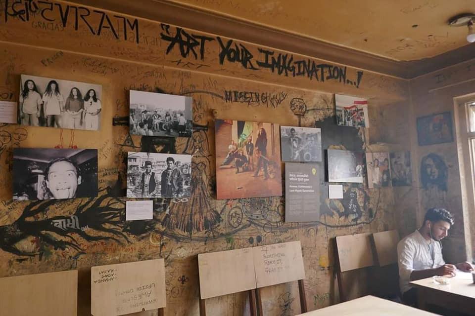 Best cafes in Kathmandu: Snowman Cafe